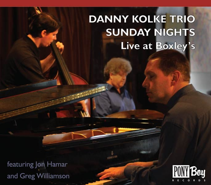 Danny Kolke Trio Sunday Nights